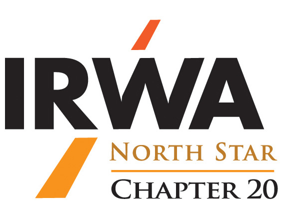 IRWA North Star Chapter 20 Logo